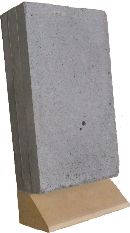 Bat Box - Unfaced Buff Plinth