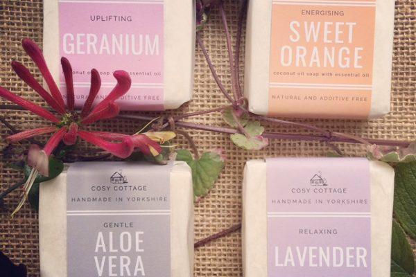natural soap four