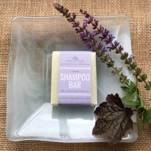 vegan shampoo bar