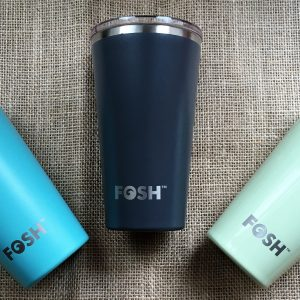 stylish reusable coffee cup